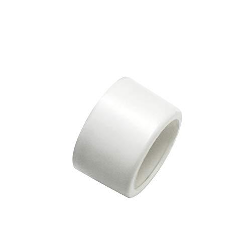 Gardinia Wandlager für Ø 28 mm weiß