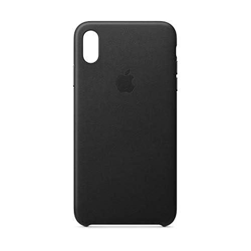Apple Custodia in pelle (per iPhoneXSMax) - Nero