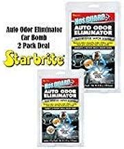 2 Pack Auto Odor Eliminator Control System Car Bomb Tobacco Smell StarBrite