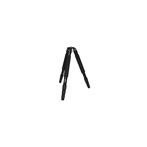 FEISOL Classic CT-3401 Rapid 4-Section Carbon Fiber Tripod with Metal Twist Locks - Supports 40 lbs