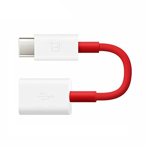 Adaptador original del cable del convertidor 3.1 USB OTG del tipo C para oneplus 5/5T 6/6T 3/3T 2