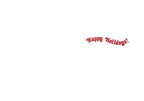 Avanti Press 700412 Christmas Cards, Really Big Snow Angels, 10-Count Photo #2