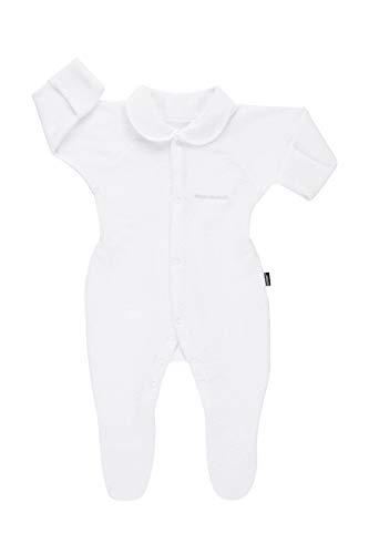 Bonds Baby Original Poodlette Wondersuit, White, 000 (0-3 Months)