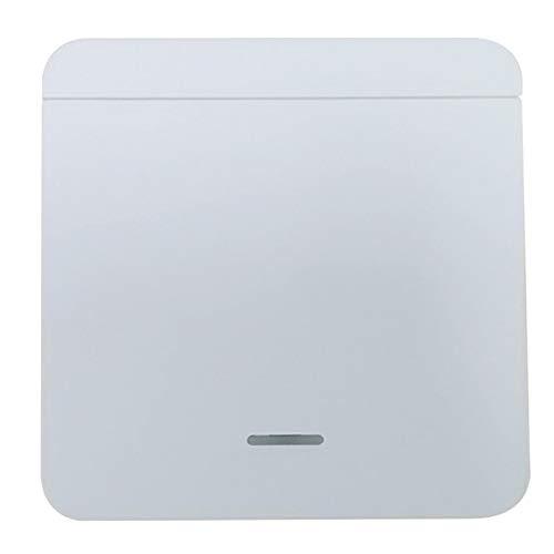 Fltaheroo RF 433 Receptor Casa Inteligente Wifi Control Remoto InaláMbrico Interruptor Inteligente Vida Inteligente/Tuya APP Funciona con Alexa