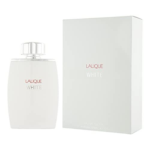 profumo uomo lalique Lalique White Edt Vapo - 125 Ml