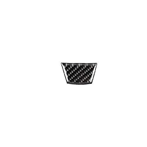 Demarkt - Funda para Volante de Coche, Fibra de Carbono, para 3 E90 E95 2005 – 2012, 1 Unidad