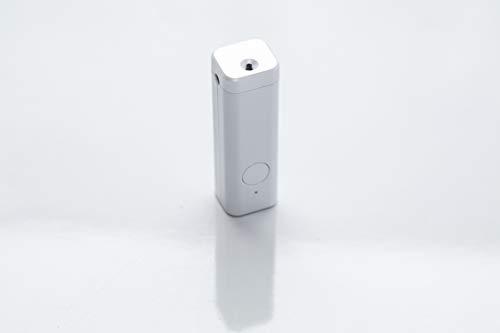 iOnsfy -Purificador de aire portátil, Ionizador aire portátil, Mini Purificador (Color Blanco), filtrado de partículas PM 2.5 / Elimina del aire, alérgenos, polución, humo, malos olores y bacterias