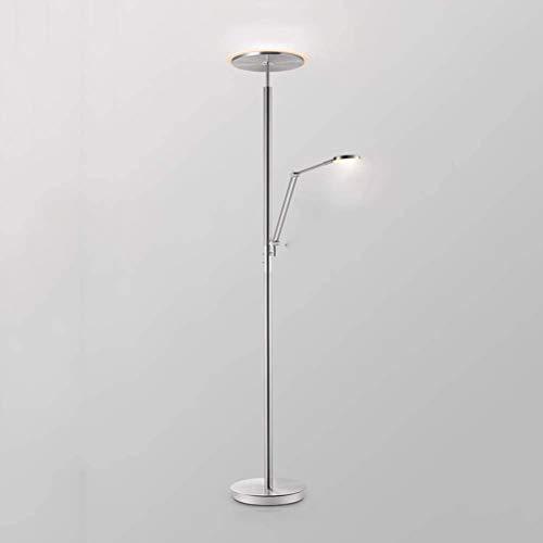 Heldere Verlichting Vloerlamp, Licht Ambachten Dimbaar Halogeen Vloerlamp, Artiesten, Lezen