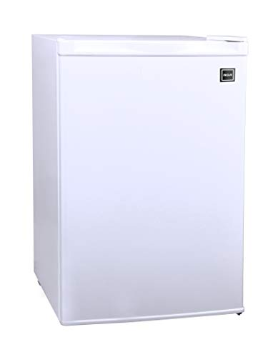 Igloo RCA RFRF323 3.2 cu. ft. Upright Freezer, White, Cubic Foot