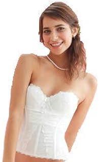 New Bridal セミロングブラジャー ウエストニッパー2点 セット