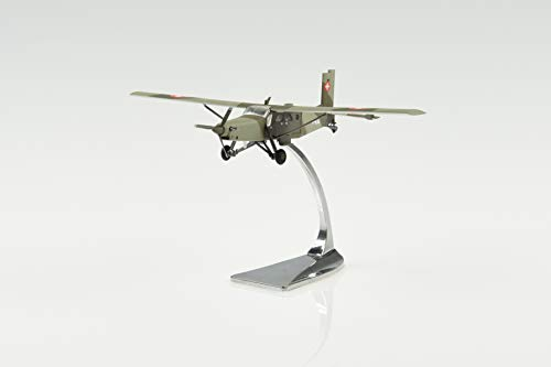 Arwci ACE-1/72 V-634 Pilatus PC-6 Turbo Porter Swiss Air Force Die-Cast, Modelli da Collezione, 881601