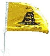 Americas  Americas Don't Tread On Me Gadsden Car Flag