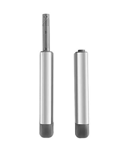 Scrocco magnetico Chiusura Magnetica per L'apertura/Chiusura Della Porta Con la Semplice Pressione di un Pulsante Nessuna Maniglie del Mobile Richiesta(2 Pezzi)