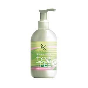 ALKEMILLA - Soin Nettoyant Intime avec Tea Tree - Ph Physiologique - avec l'Extrait de Calendula - 250 ml