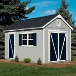 Best crestwood 14 x 8 wood storage shed Reviews
