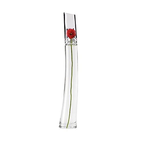 Flower by Kenzo for Women - 3.4 Ounce EDP Spray (Rechargeable): KENZO