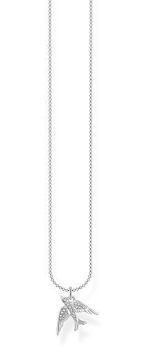 Thomas Sabo Collar Señoras Plata de Ley 925 circonita Otra Forma - KE2104-051-14-L45v