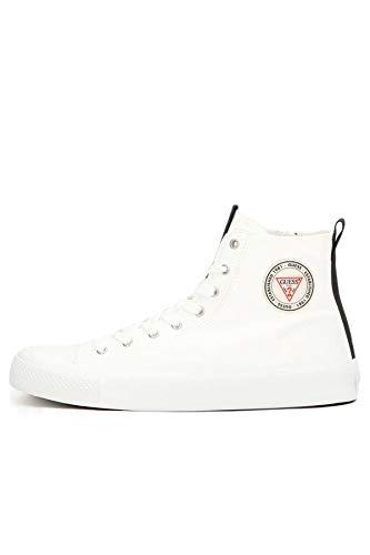 GUESS FM5EDEFAB12 Zapatillas Altas Zapatos Altos Blanco Hombre