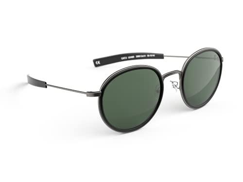 BËRGSTEIGER Gafas de sol polarizadas de Montium, para hombre y mujer, ligeras y robustas, con protección UV, ideal como regalo para montañistas, color, talla Montium Aviator