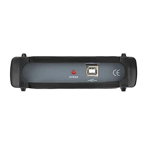 Registrador de datos 3 en 1 Analizador de espectro multifunción Osciloscopio USB con industria USB2.0 de alta velocidad para PC(ISDS205A)