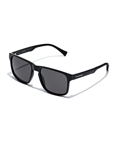 HAWKERS Peak-Black Gafas, Negro, Adulto Unisex Adulto