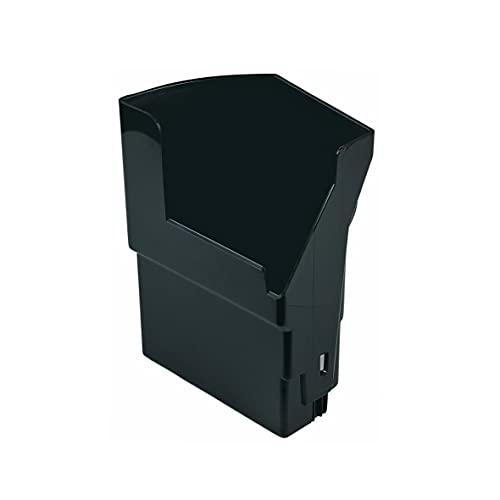 Saeco 11003533 oryginalny pojemnik na wytłoki pojemnik na odpady Black ODEA TALEA Cappuccino Giro Ring Plus ekspres do kawy ekspres do kawy również Philips 996530001717