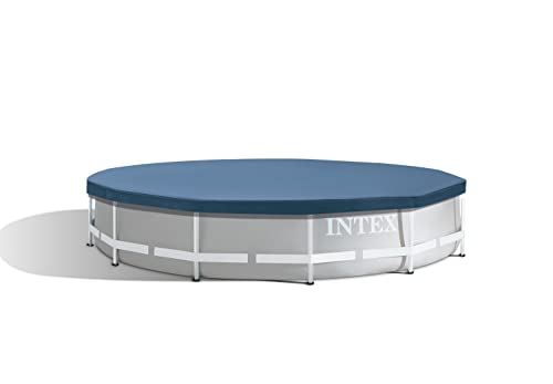 Intex -   Round Pool Cover -