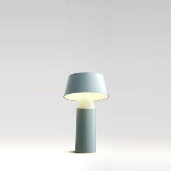 "'Marset–Tischleuchte Kabellose LED ""bicoca (hellblau)"