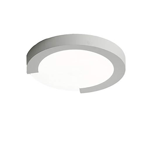 XXT-plafondventilator 24 W 36 W acryl woonkamer slaapkamer studio LED verlichting plafondlamp wit 3 kleuren dimming afstandsbediening