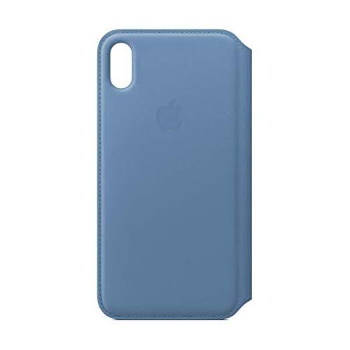 Apple Custodia in Pelle (per iPhone XS Max) - Fiordaliso