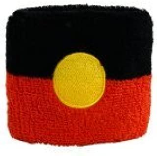 Flaggenfritze/® Schweissband Flagge Australien
