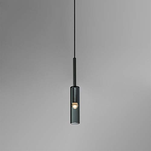 Yjdr Modern Art Kronleuchter Komplettes Kupfer Post-Moderne Nacht Single Head Droplight Restaurant Bar Kronleuchter Kreative Weinflasche Chandelier Einzel-Kopf-Lampe