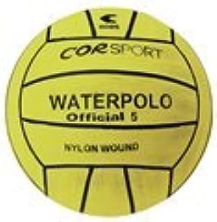 Balón waterpolo N. 5 Amarillo: Amazon.es: Deportes y aire libre