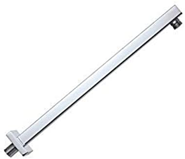 3G Decor 9E-QRCR-C3Q2 Stainless Steel Shower Head, Multicolour, Metalic Finish