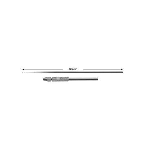 LAWTON 49-0455 Cucchiaio Tagliente, Curvo, 3 mm Dimensione