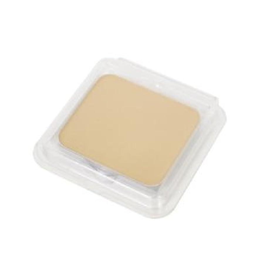 前兆ハード組オリーブマノン パウダーファンデーションレフィル (スポンジ付) 2010 ライトオークル (12g)