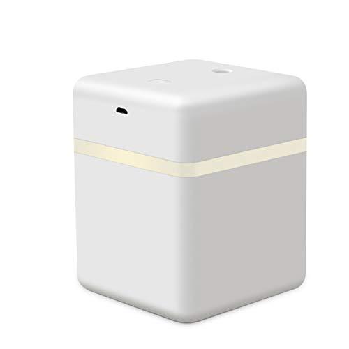 Orderking Luftbefeuchter 600ml Mini USB Air Humidifier Ultraschall Luftbefeuchter Schlafzimmer Ultra Leise Klein, Automatische Abschaltung, Bis 10-20h Stunden Dauerbetrieb für Baby Haus Büro