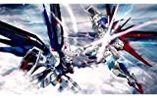 LuckyDesigns Gundam Seed Destiny Custom Anime PLAYMAT