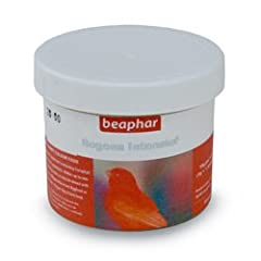 canary coloring agent red factor Beaphar