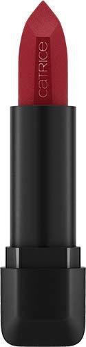 Catrice Demi Matt Lipstick, Lippenstift, Nr. 110 REDefine Love, rot, mattierend, langanhaltend, matt, intensiv, farbintensiv, vegan, ohne Alkohol, ohne Parabene (4g)