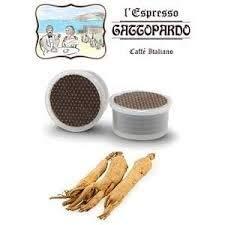 128 Capsule di Ginseng - Comp. Lavazza Espresso Point - Gattopardo