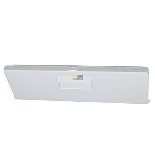 DL-pro Gefrierfachklappe für Siemens Bosch 296700 00296700 Gefrierfachtür Klappe Innenraumklappe mit Dichtung Griff etc für Kühlschrank