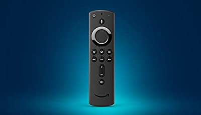 Alexa Voice Remote (2nd Gen) with power and volume controls ? requires compatible Fire TV device