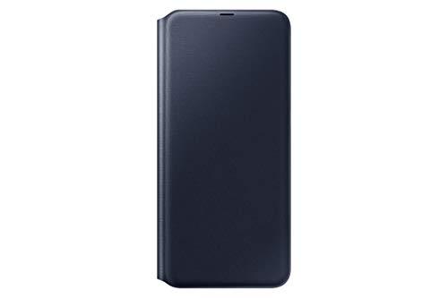 Samsung Wallet Cover(Ef-WA705) für Galaxy A70, Schwarz