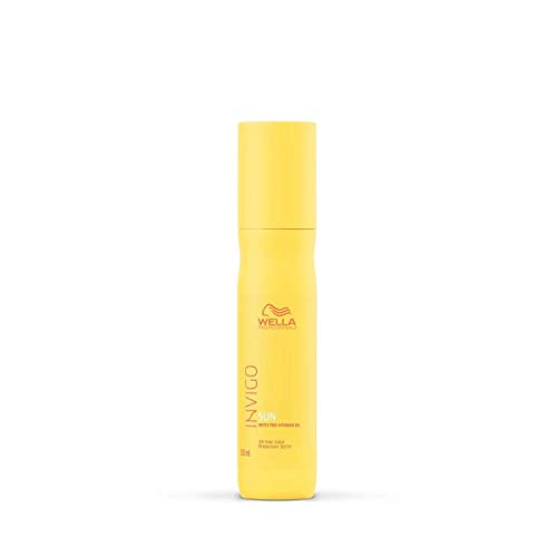 Wella Professionals Invigo Sun UV Hair Color Protection Spray, 150 ml