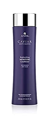 Alterna Caviar Anti-Aging Replenishing Moisture Conditioner   For Dry, Brittle Hair   Protects, Restores & Hydrates   Sulfate Free