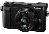 Cámara digital Panasonic LUMIX DMC-GX80 negra + lente de 12-32 mm