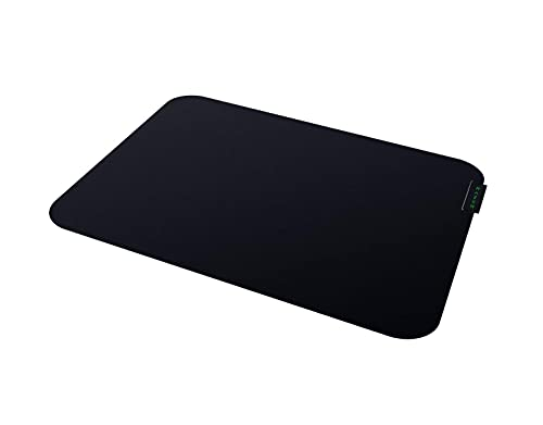 Razer Sphex V3 Hard Gaming Mouse Mat: Ultra-Thin Form Factor - Tough Polycarbonate Build - Adhesive Base - Small (Renewed)