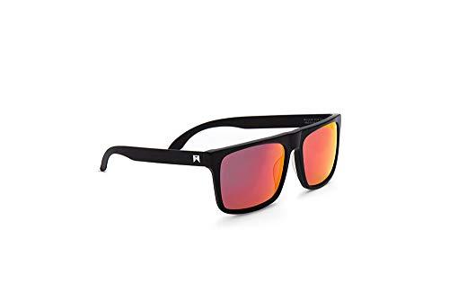 William Painter The Level Titanium Polarized Sunglasses (Black/Red). The Ultimate In Comfort & Durability