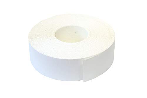 Cinta de melamina blanca para muebles, pegamento adhesivo termofusible Anleimer